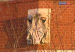 На Боровицкой башне Кремля самое древнее изображение российского герба
