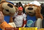 Чемпионат мира по биатлону представил свой гимн и талисманы