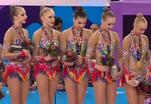 Российская сборная завоевала 18 медалей за один день
