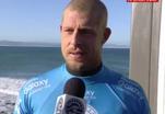 Знаменитый серфингист чудом спасся от акулы