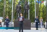 В Иванове появился памятник летчикам советско-французской эскадрильи