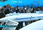 Владимир Путин посетил МАКС