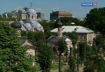Началась масштабная реставрация Донского монастыря