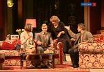 Московский Новый драматический театр начал сороковой сезон премьерой