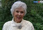 Вера Васильева принимает поздравления с 90-летием
