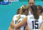 Волейболистки сборной России вышли в полуфинал ЧЕ