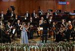 Оркестр Итальянского радио и телевидения выступил в Москве