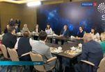 Президент России встретился в Сочи с лауреатами конкурса