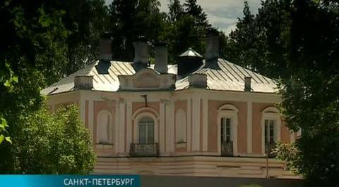 Раритеты обнаружены во время реставрации дворца в Ораниенбауме