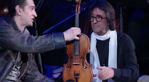 Президент РФ посетил спектакль с Хабенским, которым открылся Х Зимний фестиваль Юрия Башмета