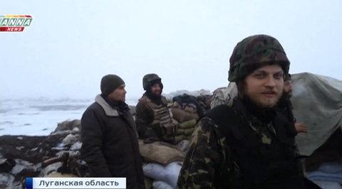 Трофейное видео из Луганска: убийцы мирных жителей сняли себя на камеру