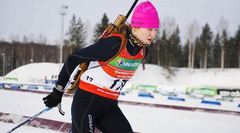 Во время гонки на этапе кубка России по биатлону скончалась 21-летняя спортсменка