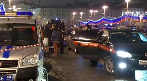 Убийство Немцова: следователи ищут очевидцев