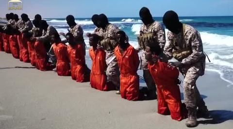 Боевики ИГИЛ опубликовали видео казни эфиопских христиан