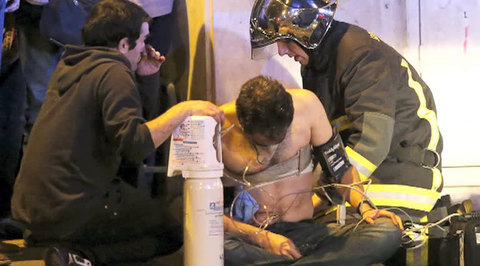 Теракты в Париже боевики назвали