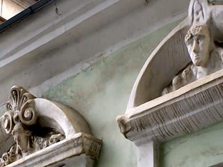 Жители Краснодара возмущены неумелой реставрацией дома Федора Коваленко