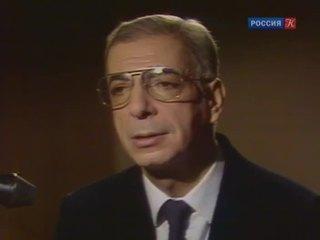 Исполнилось 85 лет со дня рождения композитора Микаэла Таривердиева