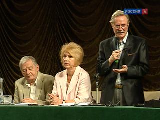 Сбор труппы Малого театра прошел в здании филиала на Ордынке