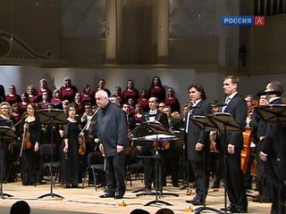 Хор Капеллы под управлением Валерия Полянского отметил юбилей исполнением оперы