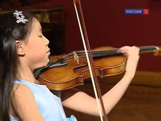 Лея Чжу и Максим Ландо выступили дуэтом на