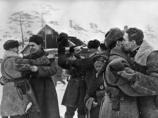 74 года назад была прорвана блокада Ленинграда