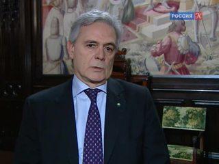 В посольстве Италии огласили события нынешнего года в сфере культуры
