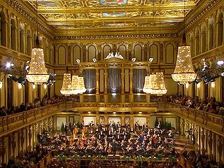 Оркестр под управлением Федосеева сыграет в Золотом зале Musicverein