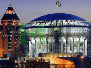 «Час Чаплина» в Московском Доме музыки