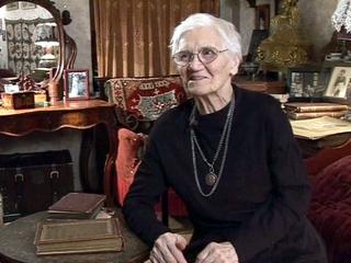 Скончалась дочь философа Густава Шпета Марина Шторх