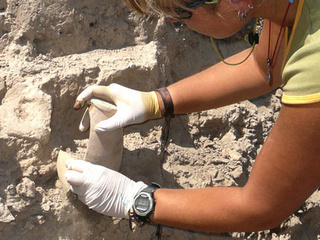 В Иерусалиме обнаружен римский монумент