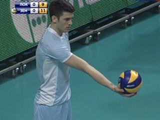 Волейбол чемпионат россии