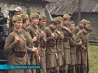 В Карелии снимают новую киноверсию повести Бориса Васильева