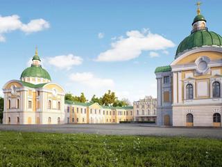 В Твери завершается реставрация Императорского путевого дворца