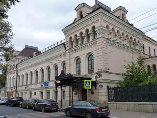В столице вновь открылась знаменитая усадьба Замятина-Третьякова