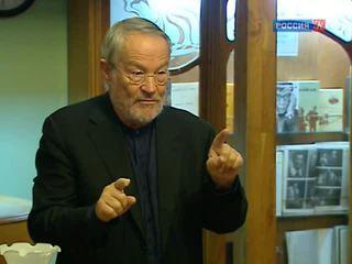 Петер Штайн встретился со студентами ГИТИСа
