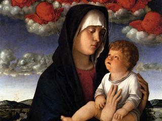 В Москве показали картину Беллини