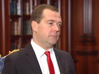 Дмитрий Медведев вручил премии правительства выдающимся деятелям театра, кино, литературы