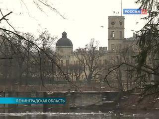 В Гатчине восстанавливают  исторические ландшафты Дворцового парка