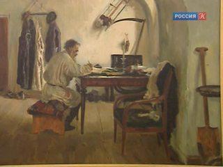 Диалоги Льва Толстого с русскими писателями – на выставке в Москве