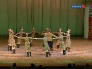 Детский ансамбль танца