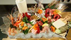 Суши могут вызвать отравление ртутью