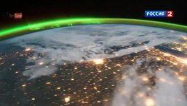 HD-видео с орбиты