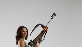 Ксения Доскалова: восходящая звезда российского биатлона