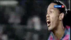 Топ-5 голов Роналдиньо