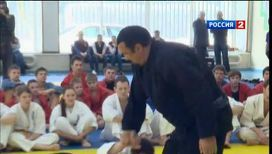 Стивен Сигал будет тренировать российских бойцов