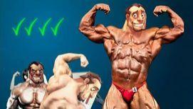Сплит: как быстро накачать мышцы