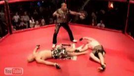 Топ неудачников MMA