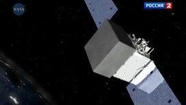 Два спутника чудом разминулись на орбите