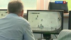 Киберхоккей: реальные страсти на виртуальном льду