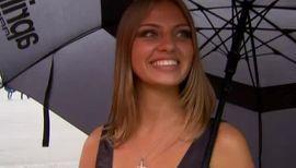 Umbrella Girls на автошоу в Москве